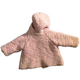 Chloé-Coats outerwear-Pink