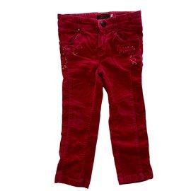 Catimini-Pants-Pink
