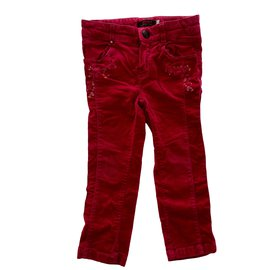 Catimini-Pantalon enfant-Rose