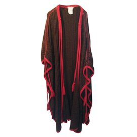Yves Saint Laurent-Cape Saint Laurent Rive Gauche-Marron