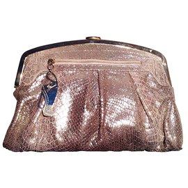 Christian Louboutin-Handbags-Silvery