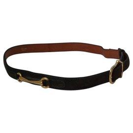 Céline-Belts-Khaki