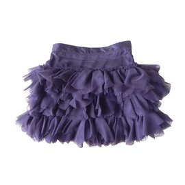 Repetto-Skirts-Purple