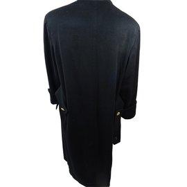 Hermès-MANTEAUX    BLAZER-Noir