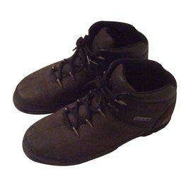 Timberland-Boots-Black
