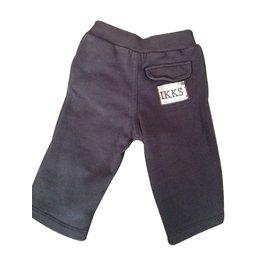 Ikks-Pants-Blue