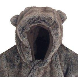 Autre Marque-One piece Jacket-Brown