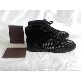 Louis Vuitton-Ornament sneakers-Noir