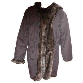 Autre Marque-Coats outerwear-Purple