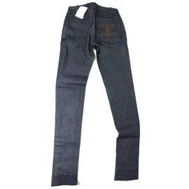 Céline-Jeans-Blue