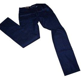Ikks-Pantalons fille-Noir