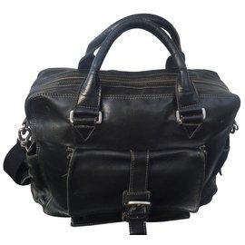 Le Tanneur-Bags Briefcases-Black