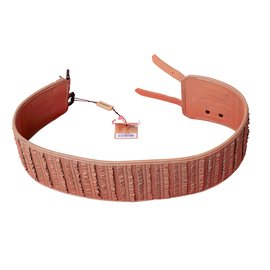Burberry-Belts-Brown