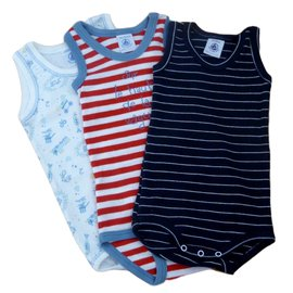 Petit Bateau-Outfits-Multiple colors