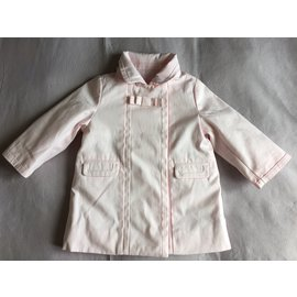 Jacadi-Coats outerwear-Pink