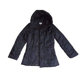 Jean Paul Gaultier-Coats outerwear-Black