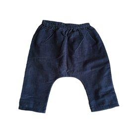 Autre Marque-Pantalons fille Louis Louise-Bleu
