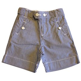 Jacadi-Shorts garçon-Bleu