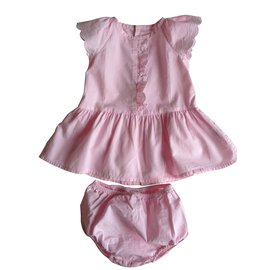 Jacadi-Dresses-Pink