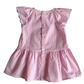 Jacadi-Robes fille-Rose