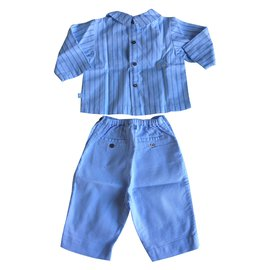 Jacadi-Les ensembles garçon-Bleu
