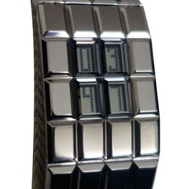 Chanel-Fine watches-Silvery