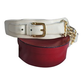 Céline-Belts-Beige