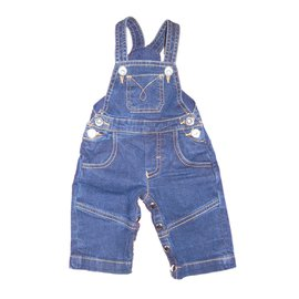 Clayeux-Pantalons garçon-Bleu