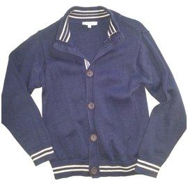 Jacadi-Sweaters-Blue