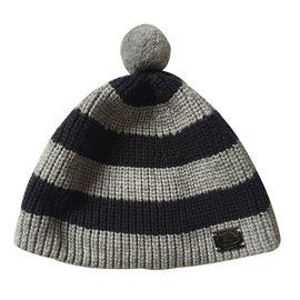 Burberry-Hüte Mützen Handschuhe-Grau