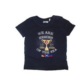 Ikks-T-shirt garçon-Bleu