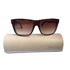 9e49d86ab9fd Second hand Jimmy Choo Sunglasses - Joli Closet
