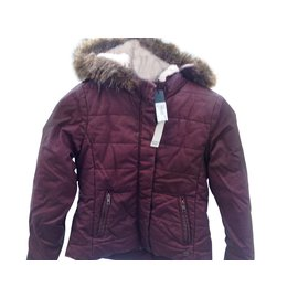 Ikks-Manteau-Marron