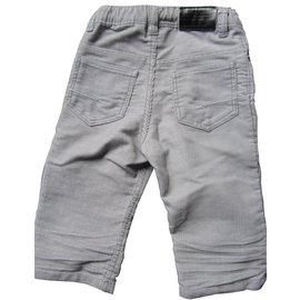 Baby Dior-Pants-Grey