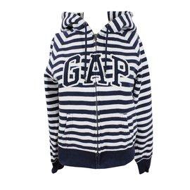 Gap-Knitwear-White,Blue