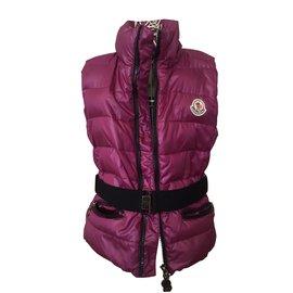 Moncler-Coats outerwear-Prune
