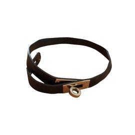 Hermès-Bracelets-Black