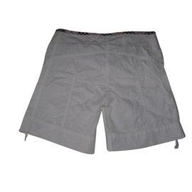 Burberry-Shorts-White