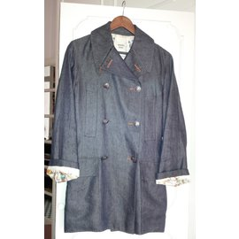 Hermès-Trench coats-Other