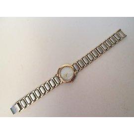 Yves Saint Laurent-Fine watches-Golden