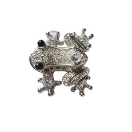 Autre Marque-Pins & brooches-Silvery