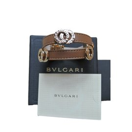 Bulgari-Bracelets-Brown