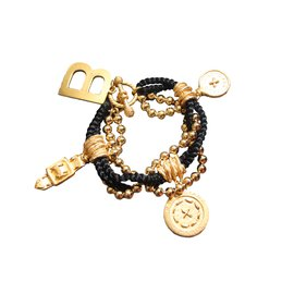 Balenciaga-Jewellery sets-Golden