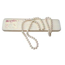 Autre Marque-Necklaces-White