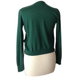 Dsquared2-Cardigan-Vert