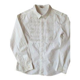 Jean Paul Gaultier-Tops Tees-White