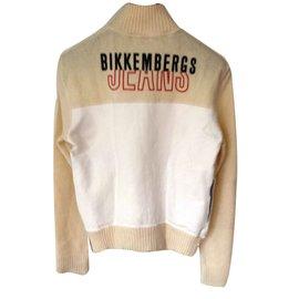 Dirk Bikkenbergs-Sweaters-Beige