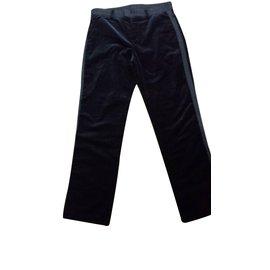 Dolce & Gabbana-Pantalons garçon-Noir