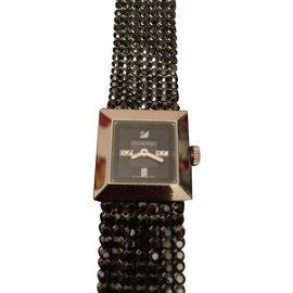 Swarovski-Fine watches-Grey