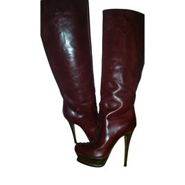 Yves Saint Laurent-triboot-Bordeaux